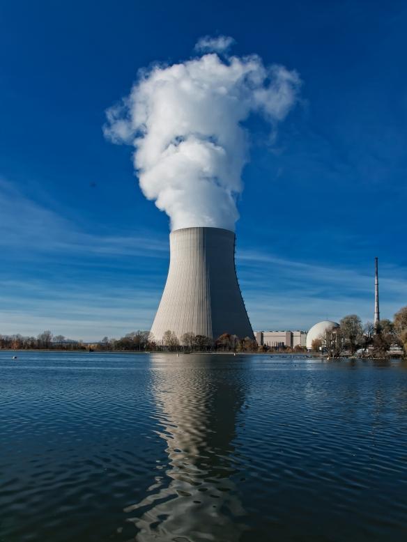 Isar-II Nuclear Power Plant