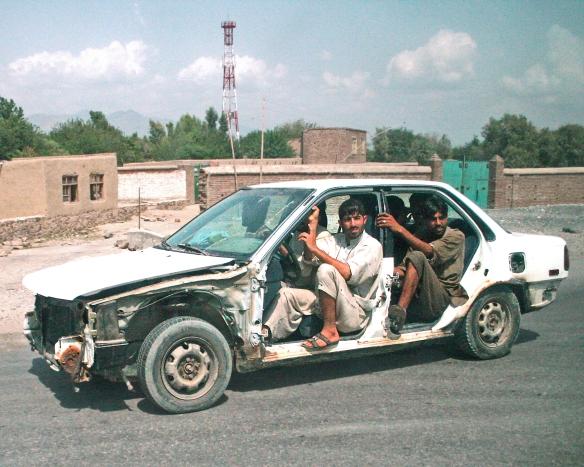 Bare Bones Car