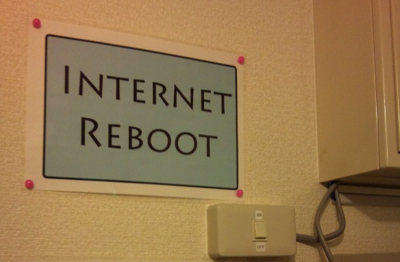 Reboot the Internet