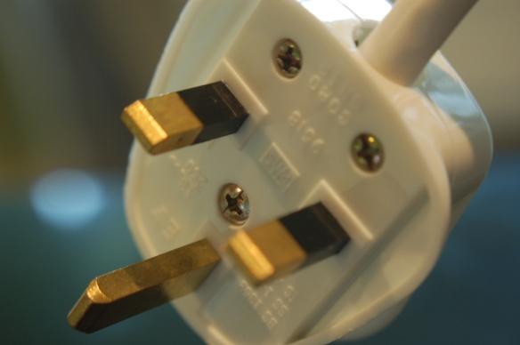 BS 1363, 13-amp plug