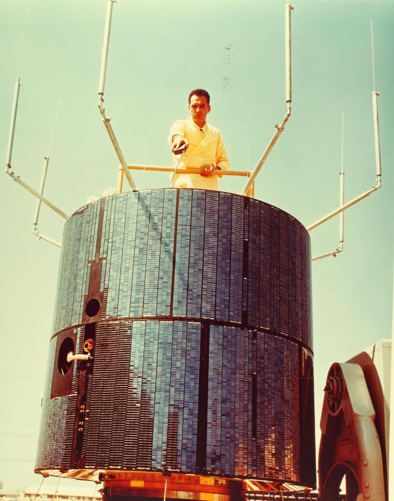 ATS-1 (Applications Technology Satellite 1)