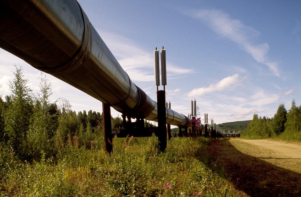 Alaskan Pipeline.